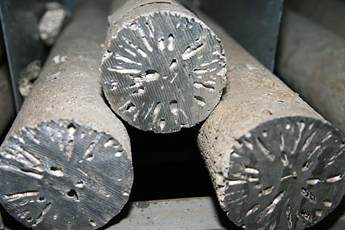 Nickel-Beryllium master alloys